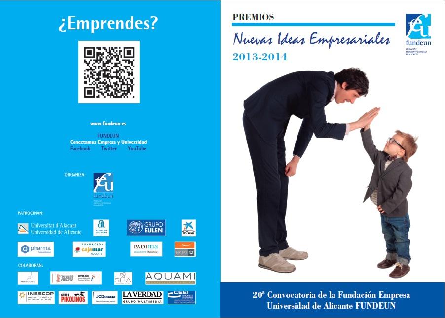 Premios nuevas ideas empresariales 2014