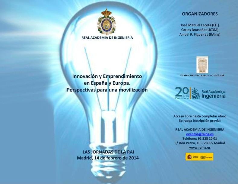 Innovación y Emprendimiento