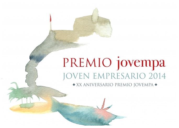 Premio JOVEMPA Joven Empresario 2014, en su XX edición. ¡Ya puedes presentar tu candidatura!