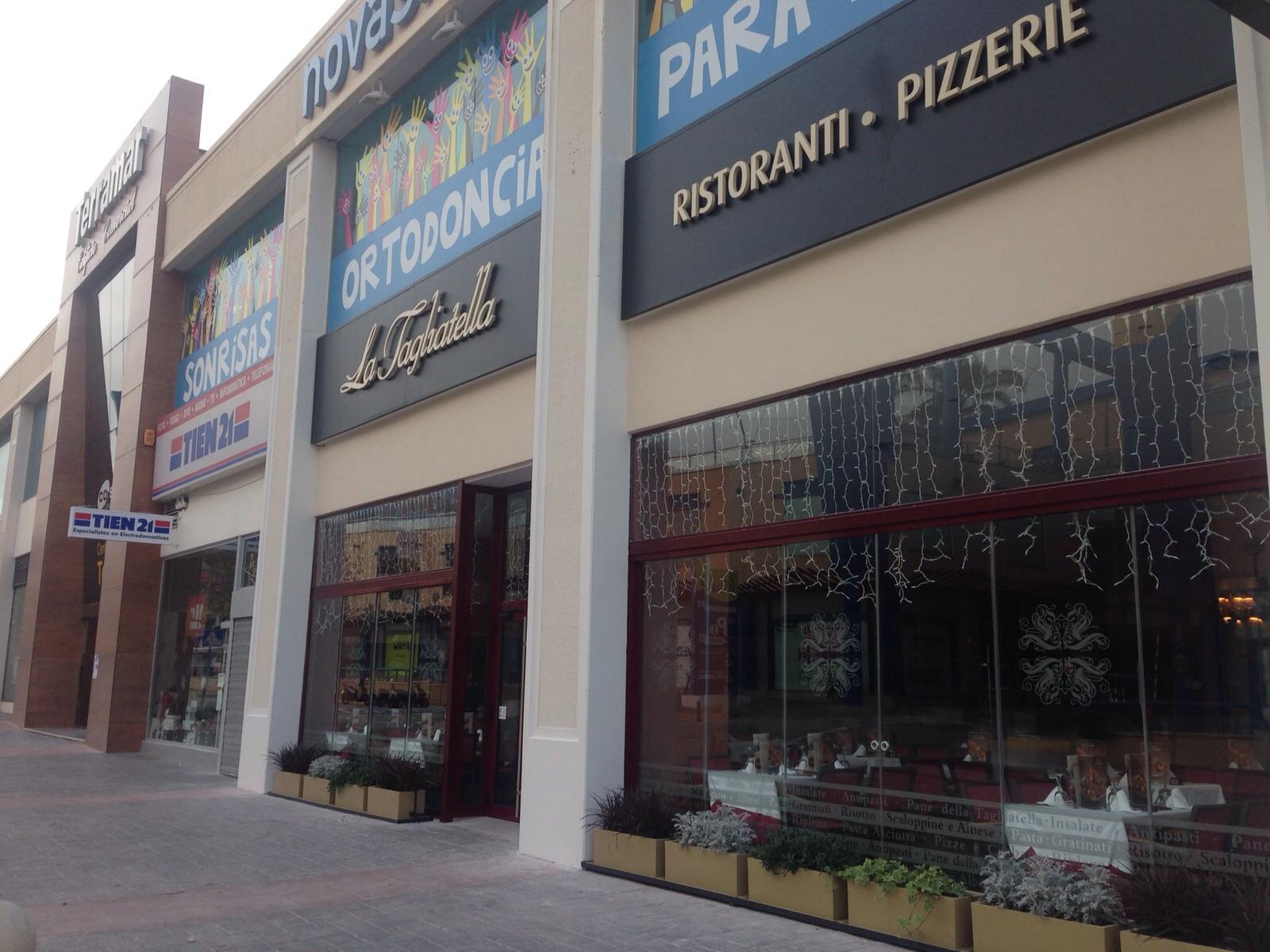 """Apertura de un nuevo restaurante de """"La Tagliatella"""" en Finestrat (Alicante)"""
