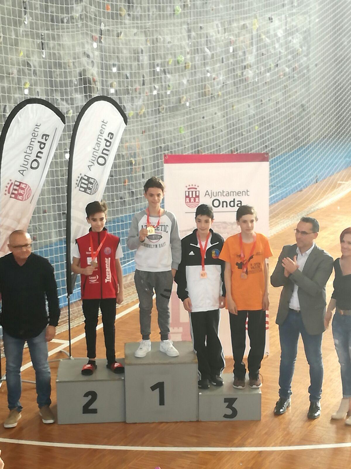 Terramar Centro de Negocios patrocina al Club de Taekwondo de Finestrat en el Campeonato Autonómico Cadete y Junior 2017