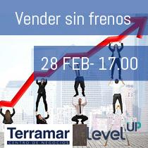 """Conferencia gratuita """"ventas sin frenos"""" en Centro de Negocios Terramar (miércoles 28 de febrero)"""