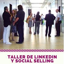 Taller de Linkedin en Terramar Centro de Negocios el próximo 2 de marzo