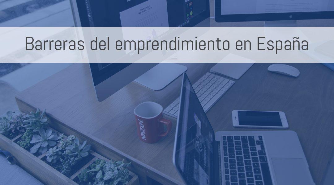 Obtener financiación una gran barrera para el emprendedor