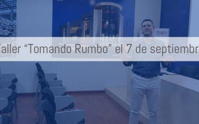"""Taller """"Tomando Rumbo"""" en Centro de Negocios Terramar"""