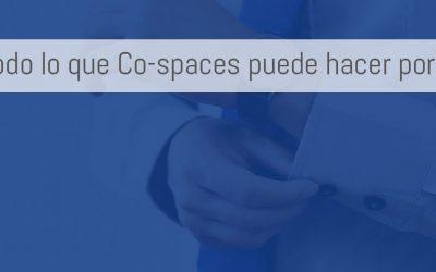 Todo lo que Co-spaces Coworking puede hacer por ti